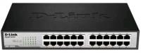 Коммутатор D-LINK DGS-1024A/B1A, неуправляемый, настольный, Gigabit Ethernet - 24 шт.