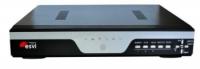 EVD-6104HN-2 гибридный AHD видеорегистратор, 4 канала 1080N*25к/с, 1HDD