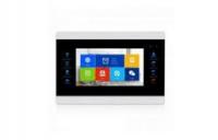 """EVJ-11-AHD цветной 10"""" видеодомофон на две вызывные панели, слот microSD"""
