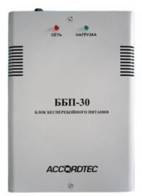 ББП-30 исп.1 блок бесперебойного питания в корпусе 12В, 3А, под АКБ7 А*ч