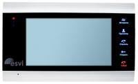 """EVJ-71 цветной 7"""" видеодомофон на две вызывные панели, слот microSD"""