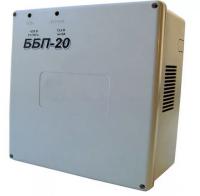 ББП-20(П).Резервный источник питания пласт. корпус.12В, 2А, под АКБ 7Ач