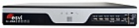 EVD-6108HS-2 гибридный AHD видеорегистратор, 8 каналов 5.0Мп*6к/с, H.265, 1HDD