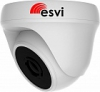 EVL-DP-H22F купольная 4 в 1 видеокамера, 1080p, f=2.8мм