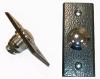 Кнопка вызывная врезная вандалозащищенная(металлическая)