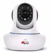 EVC-WIFI-ES10 Миниатюрная, поворотная WiFi видеокамера с функцией P2P, 1.0 Мп
