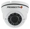 PX-IP-DNT-V50-P/A/C купольная уличная IP видеокамера, 5.0Мп*15к/с, f=2.8-12мм, POE, аудио вход,SD
