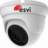 EVC-DN-F21-A купольная уличная IP видеокамера, 2.0Мп*20к/с, f=3.6мм, аудио вх.