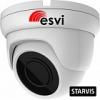 EVC-DB-SL20-P/M/C (BV) купольная уличная IP видеокамера, 2.0Мп, f=2.8мм, POE, микрофон, SD