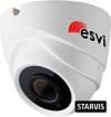 EVC-DL-SL20-A (BV) купольная IP видеокамера, 2.0Мп, f=2.8мм, аудио вход