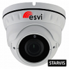 EVC-DNT-SL20-P/A/C (BV) купольная уличная IP видеокамера, 2.0Мп, f=2.8-12мм, POE, аудио вх., SD